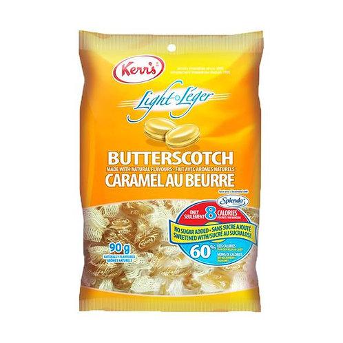 Kerr's Light Butterscotch Candy