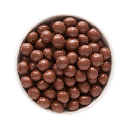 Chocolatey Soy Puffs