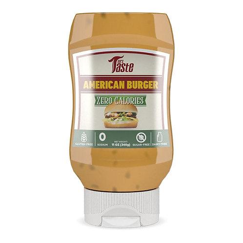 Mrs. Taste American Burger Sauce