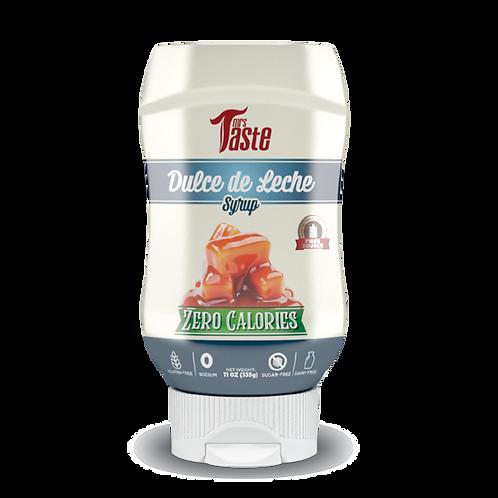 Mrs. Taste Dulce De Leche Syrup