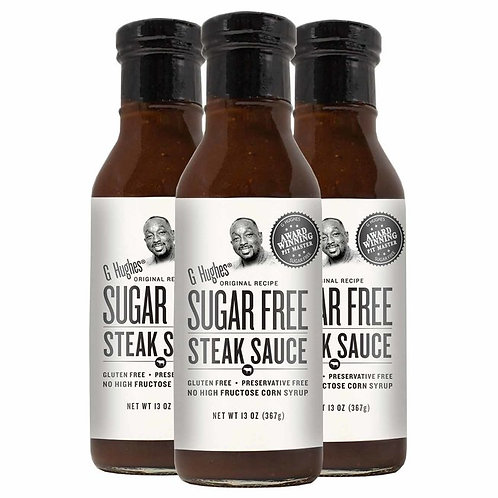 G Hughes Steak Sauce