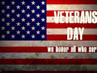 Veterans Day!