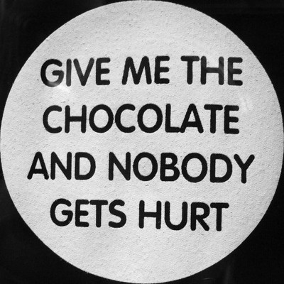 Give me the CHOCOLATE
