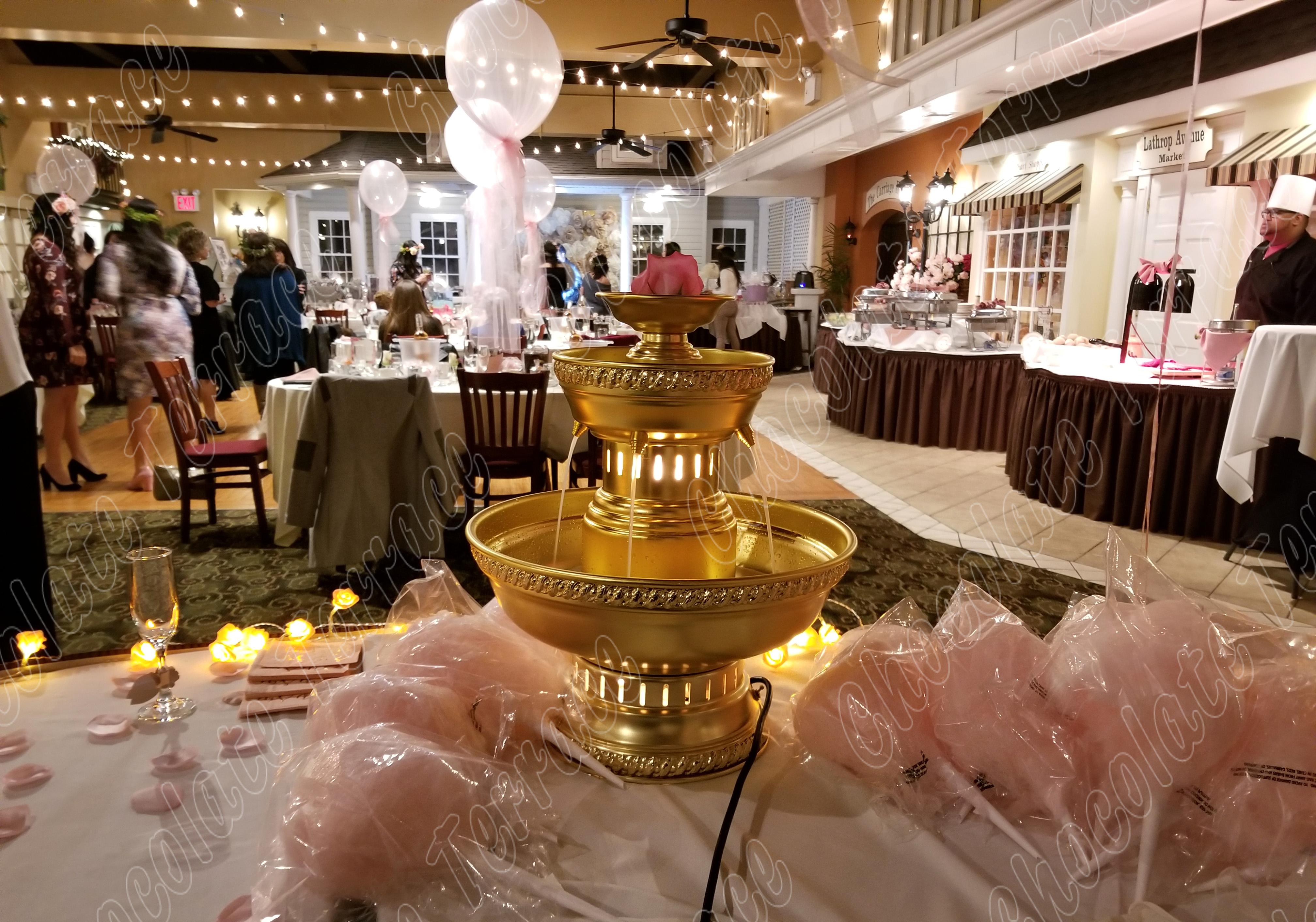 w_best new york champagne fountain