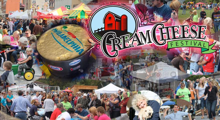 Cream Cheese Fest