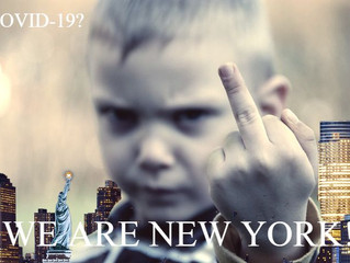 WE ARE NEW YORK!
