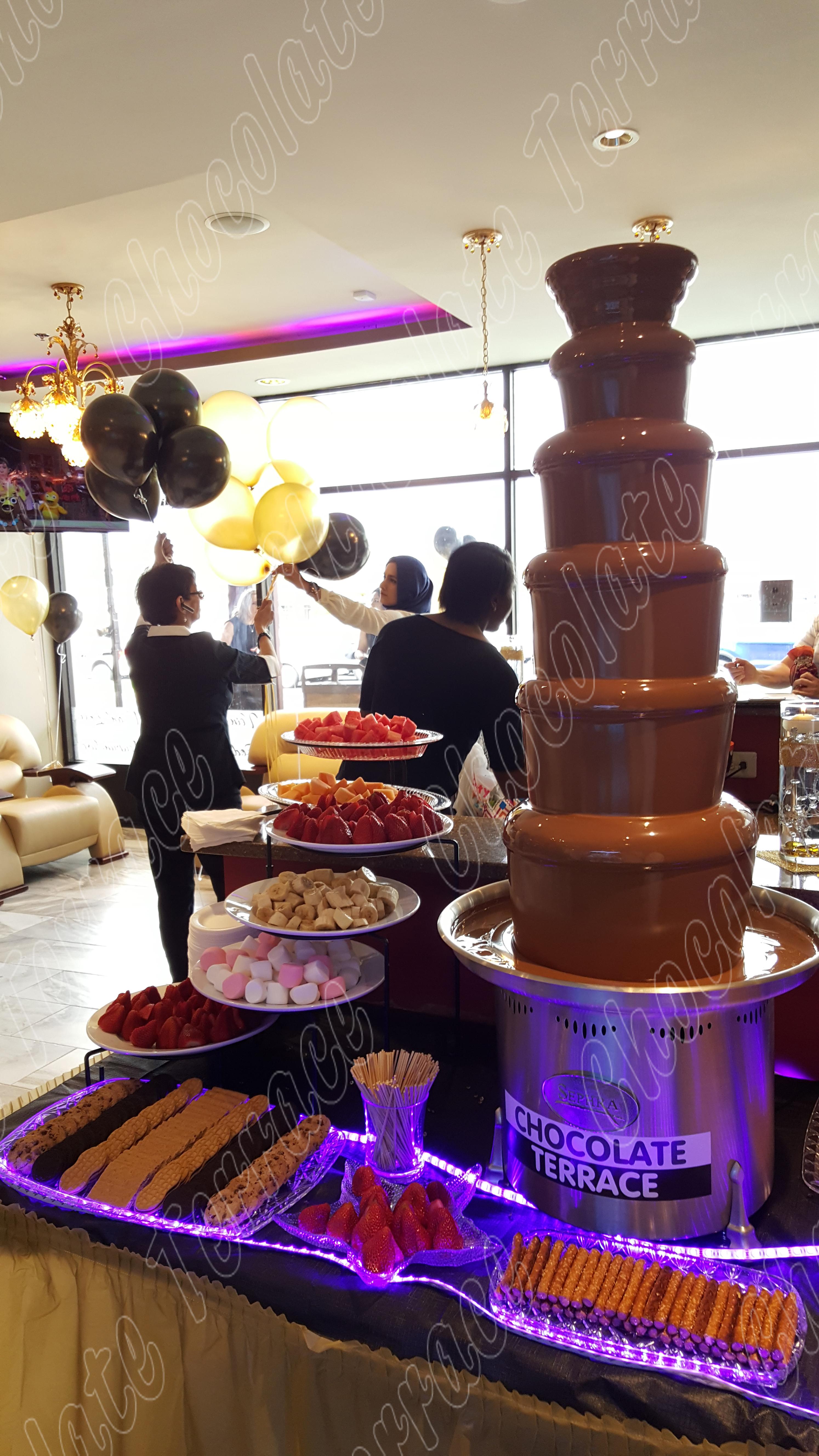 w_chocolate_fondue_fountain_rental_new_york