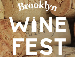 Get ready for Brooklyn Wine Fest!