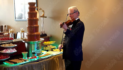 Best chocolate fountain of new york