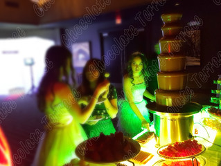 Chocolate Spring & SWEET16