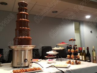 Chocolate fountains BiG & Small