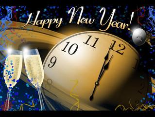 Happy New Year New York!