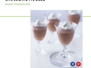 Reputable Chocolate Mousse