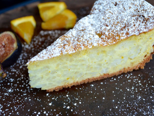 Ricotta Pie!