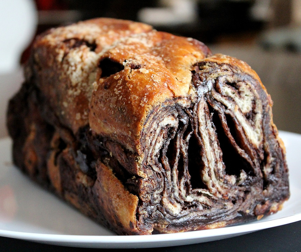 Chocolate Babka New York