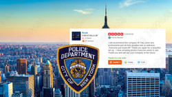 New York Police Department about Chocolate Terrace