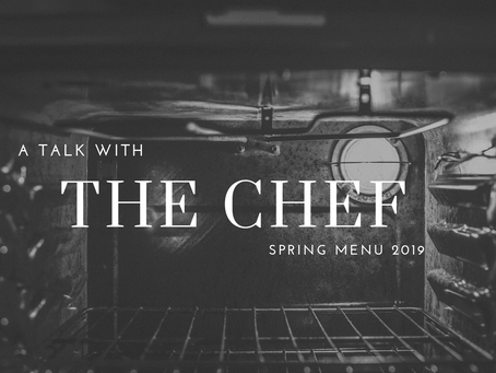Head chef Clare discusses The Crown and Anchor Spring Menu