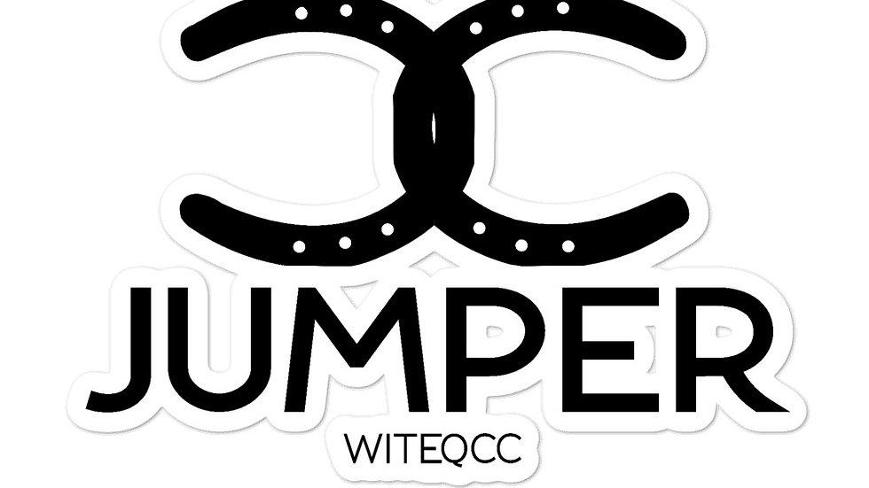 JUMPER Sticker