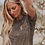 Thumbnail: La Femme Jump Denim T-Shirt