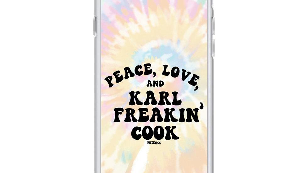 Karl Cook iPhone Case