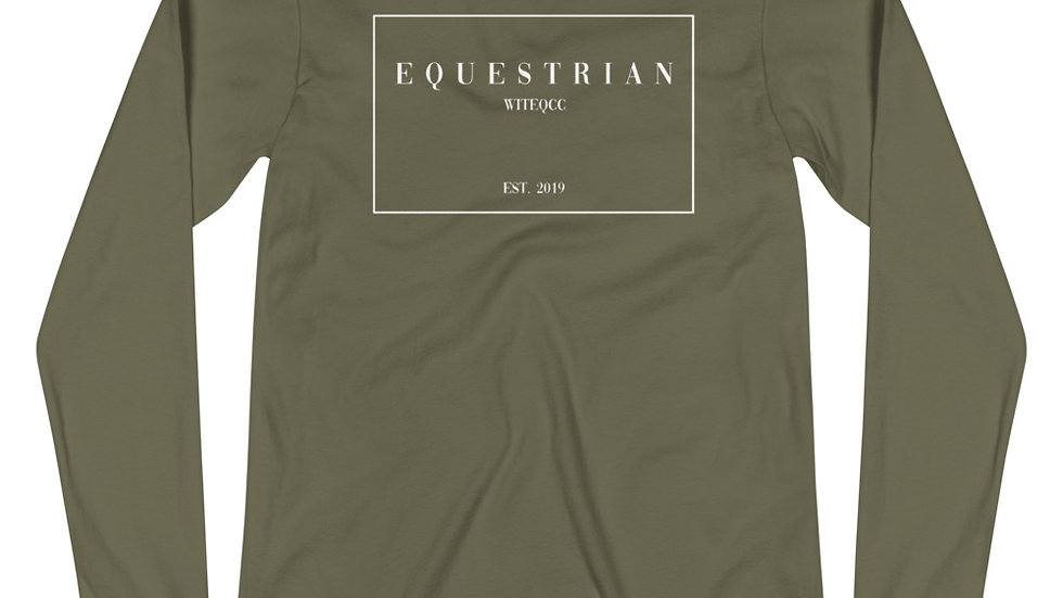 Equestrian High Fashion Longsleeve Tee