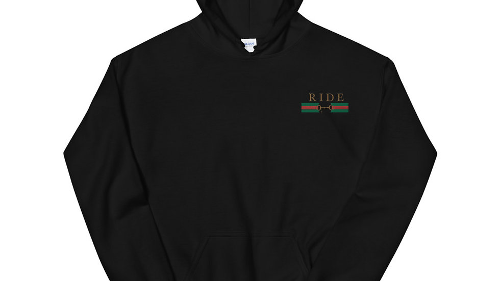 RIDE Embroidered Hoodie