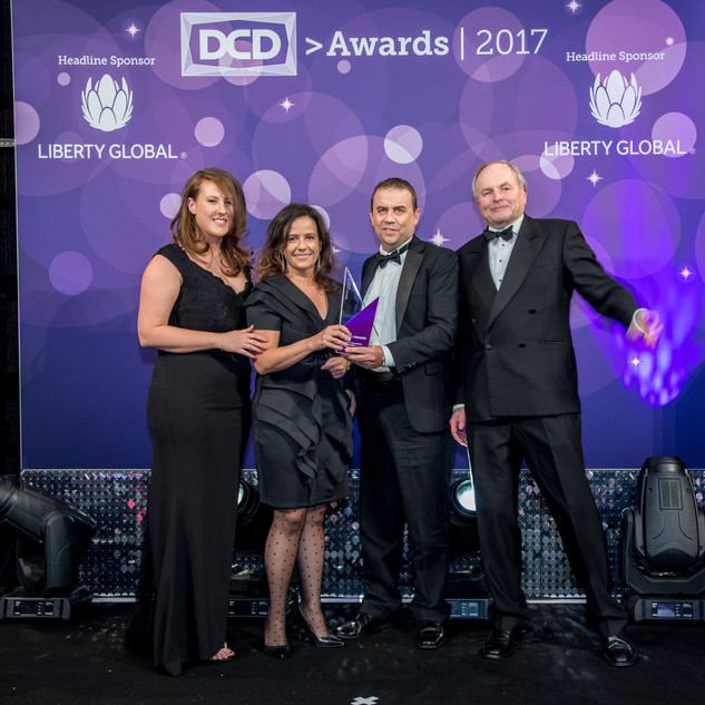 Winner - Data Center Operations Team of the Year – Enterprise