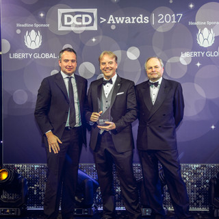 Winner - Outstanding Contribution to the Data Center Industry