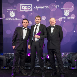 Winner - Best Data Center Initiative of the Year
