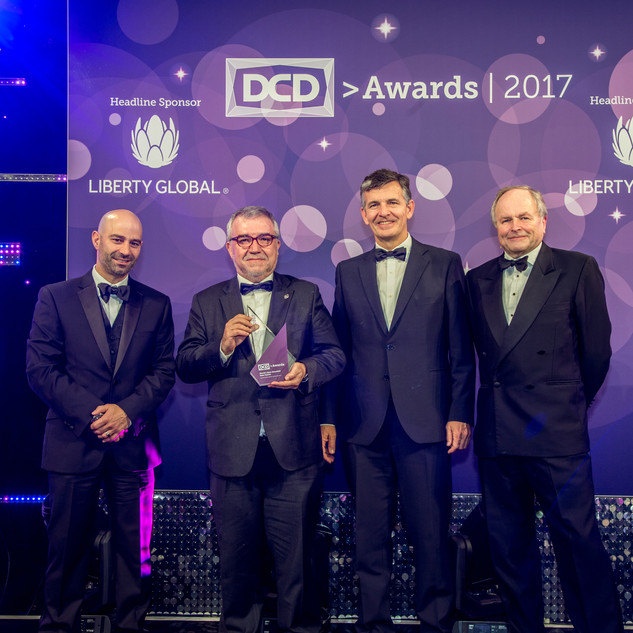 Winner - World's Most Beautiful Data Center