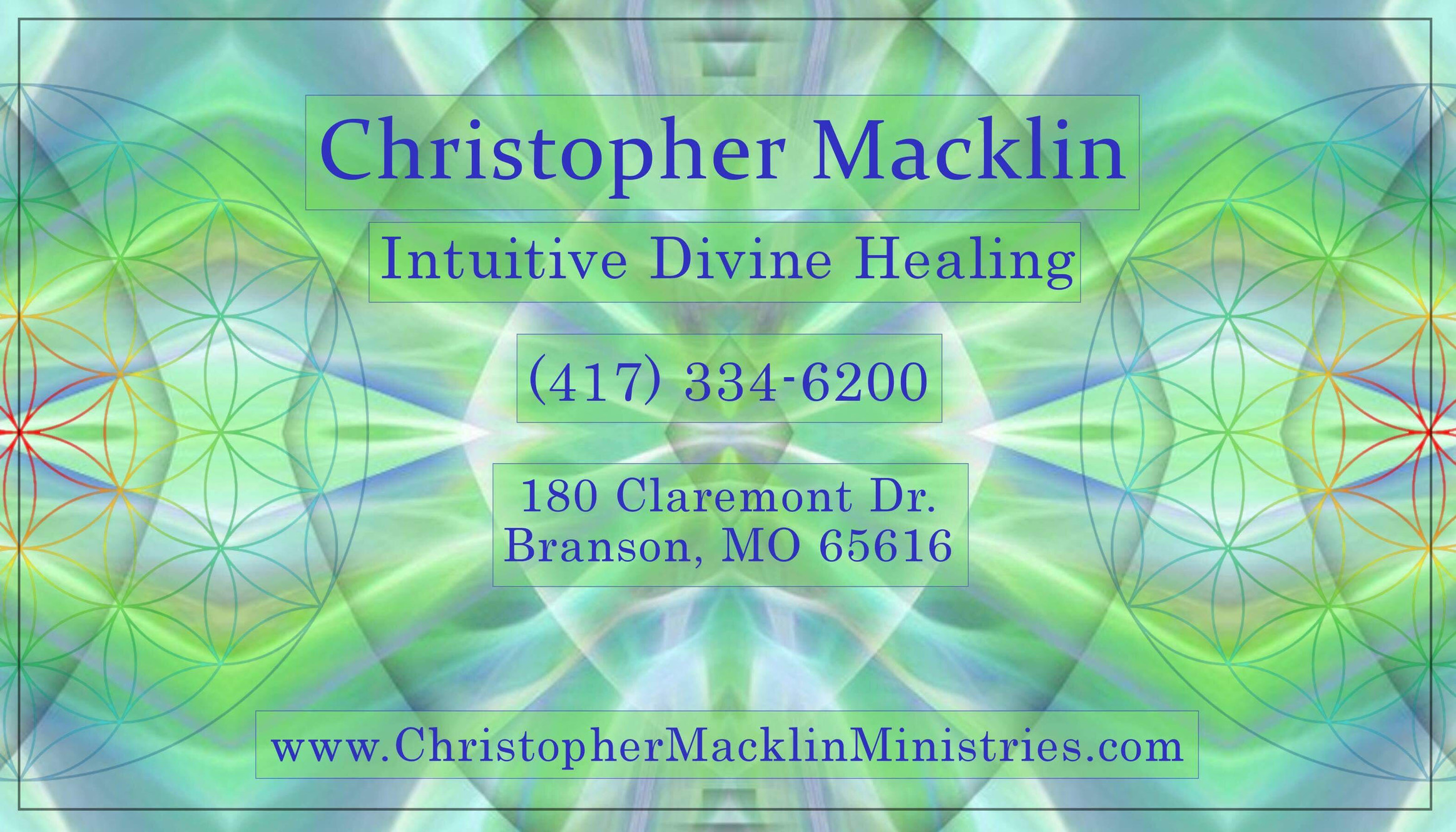 ABOUT US | Divine Healing
