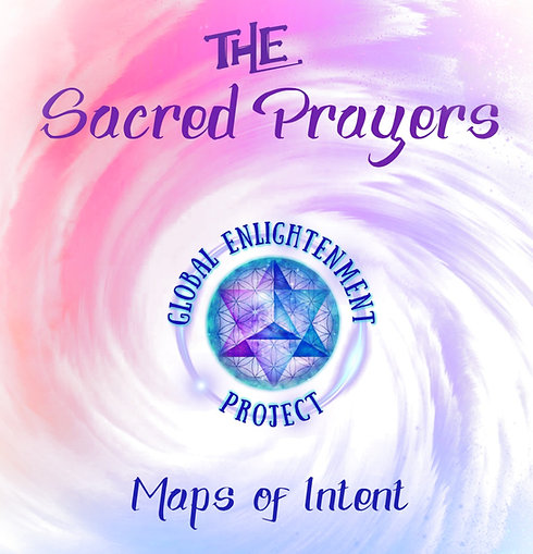 The Sacred Prayers: Maps of Intent