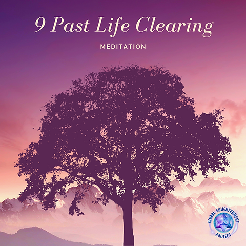 9 Past Life Clearings MP3