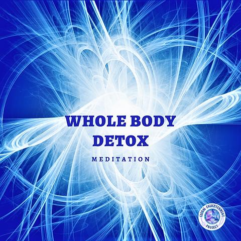 Whole Body Detox Meditation MP3