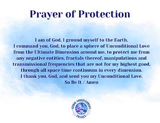 Prayer of Protection Audio MP3
