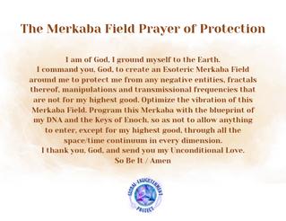 The Merkaba Field Prayer of Protection.p