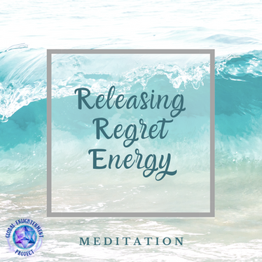 Product Special of this Month! Releasing Regret Energy for $18.