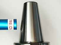 Non-Contact Optical CMM measurement of Cone or Taper