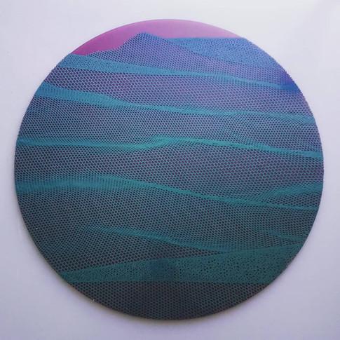 Vaporwave - 24 inch color change