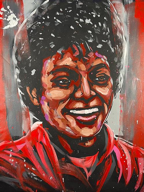 Michael Jackson 62x52
