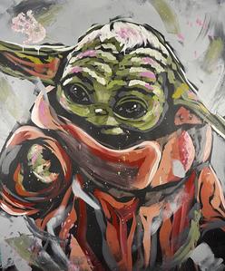 Baby Yoda-2020