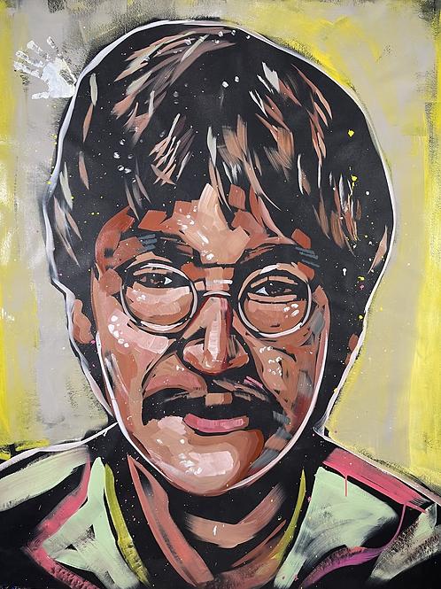 John Lennon 62x52
