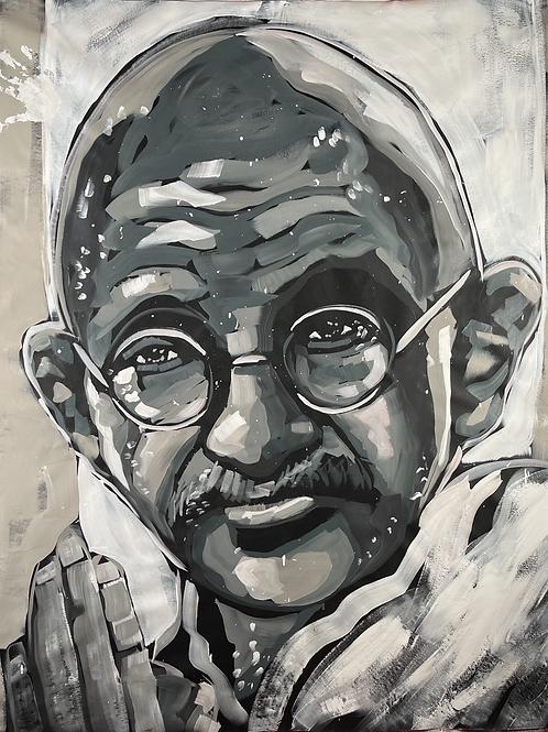 Gandhi 62x52