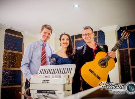 Parceiros - Rafael Petry, Acordeon/Piano