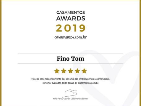Casamento Awards 2019