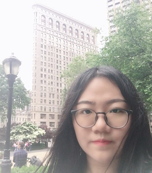 Meet Our Interns-Yan Sun(Marketing Intern)