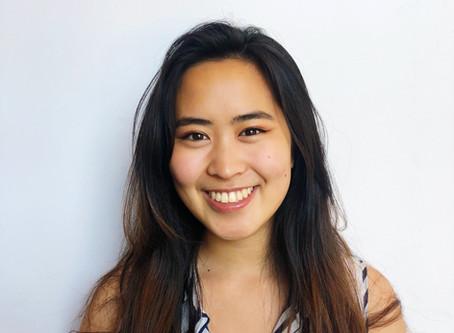 Meet Our Interns-Rochelle Li(Chief of Staff, Financial Resource Development Intern)