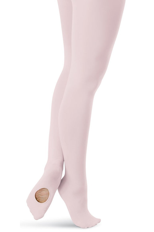 BLOCH ADULT FOOTED TIGHT