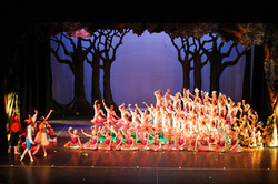Full page ballet