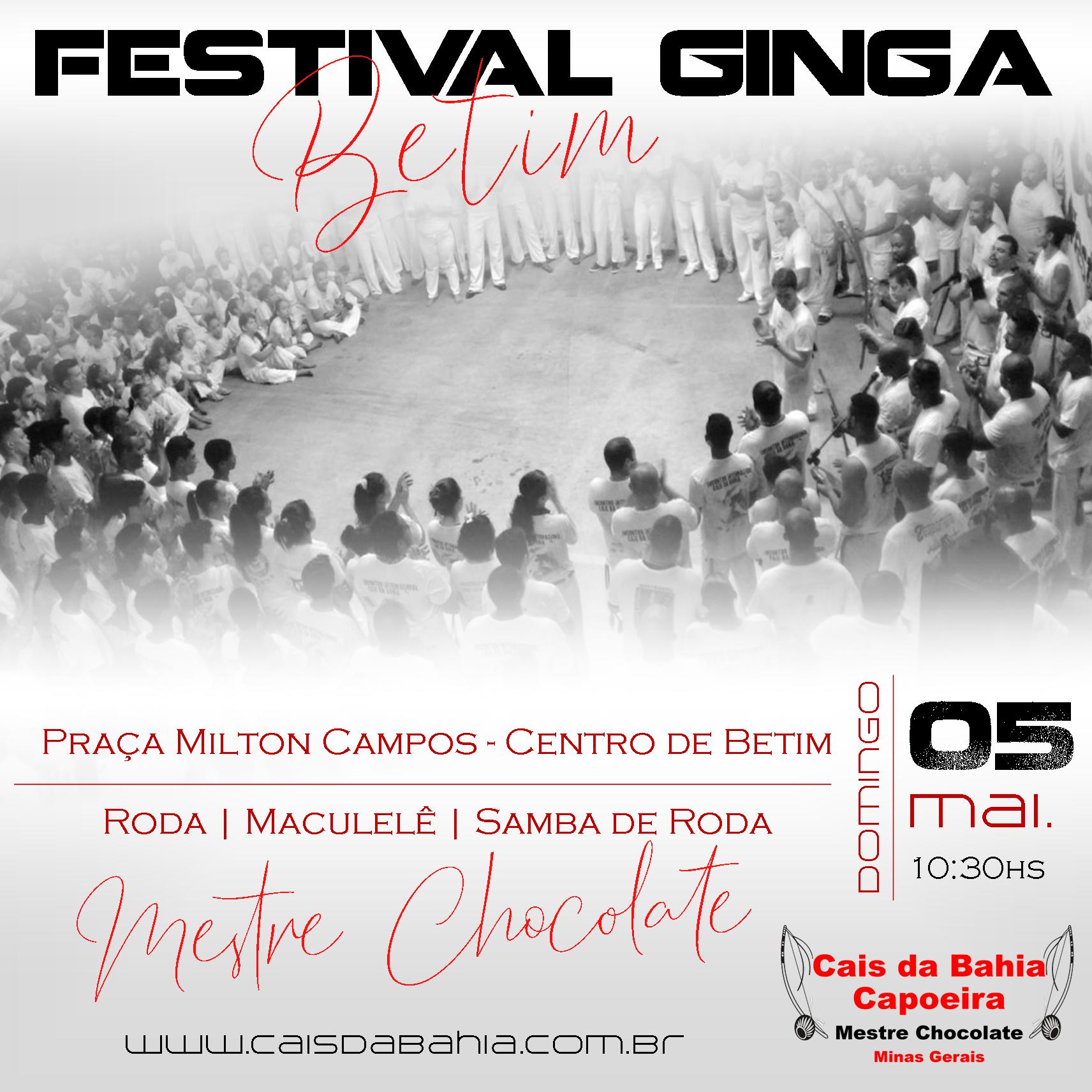 Festival Ginga 2019